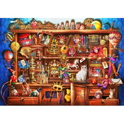 Bluebird-Puzzle - 2000 pieces - Ye Old Shoppe