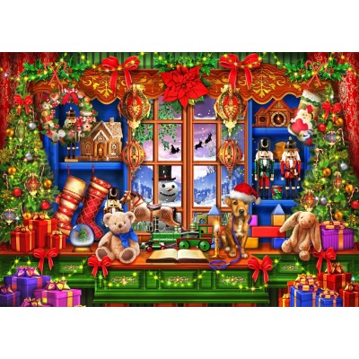 Bluebird-Puzzle - 2000 pieces - Ye Old Christmas Shoppe