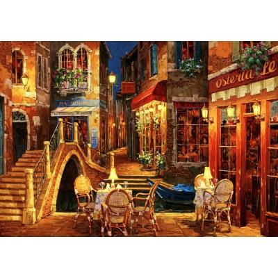 Bluebird-Puzzle - 1500 pieces - Ristorante Da Roberto