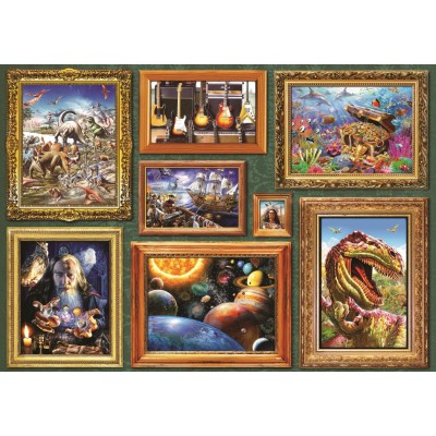 Bluebird-Puzzle - 1000 pieces - Boy's 8 Gallery