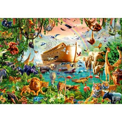 Bluebird-Puzzle - 1000 pieces - Noah's Ark
