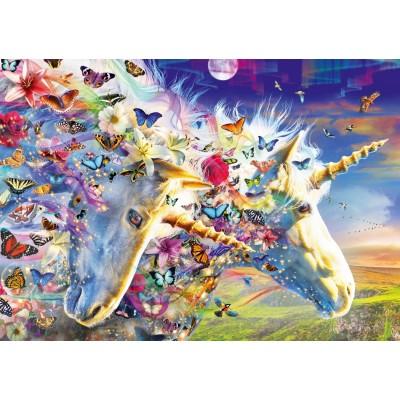 Bluebird-Puzzle - 1000 pieces - Unicorn Dream