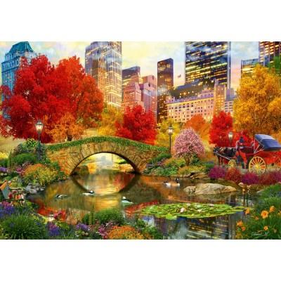 Bluebird-Puzzle - 4000 pieces - Central Park NYC