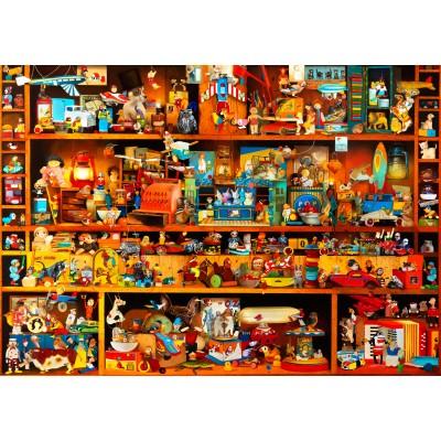Bluebird-Puzzle - 4000 pieces - Toys Tale
