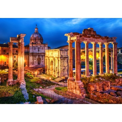Bluebird-Puzzle - 1000 pieces - Roman Forum