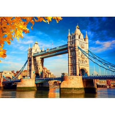 Bluebird-Puzzle - 500 pièces - Tower Bridge