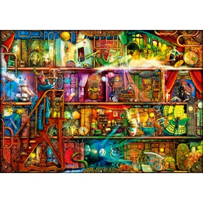 Bluebird-Puzzle - 1000 pieces - The Fantastic Voyage