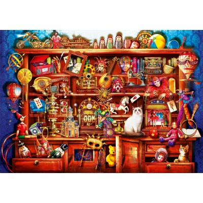 Bluebird-Puzzle - 1000 pieces - Ye Old Shoppe