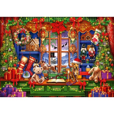Bluebird-Puzzle - 1000 pieces - Ye Old Christmas Shoppe