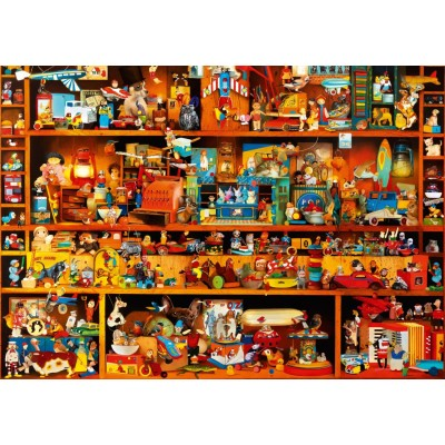 Bluebird-Puzzle - 1000 pièces - Toys Tale