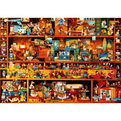 Bluebird-Puzzle - 1000 Teile - Toys Tale