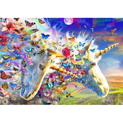 Bluebird-Puzzle - 150 Teile - Unicorn Dream