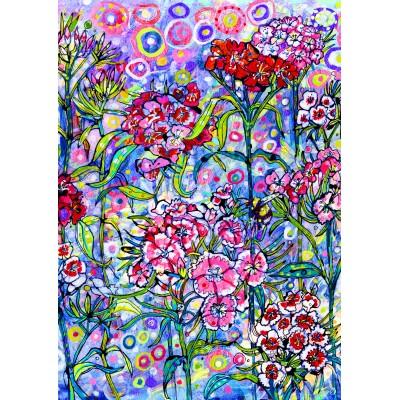 Bluebird-Puzzle - 1500 Teile - Sweet William