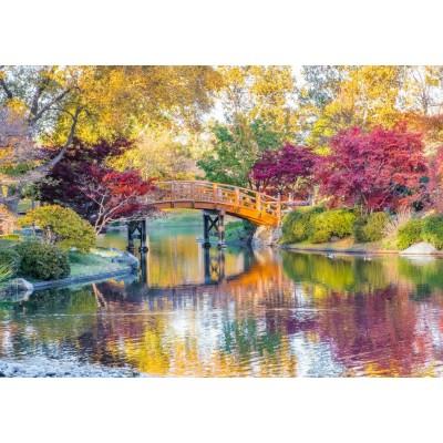 Bluebird-Puzzle - 1500 Teile - Midwest Botanical Garden