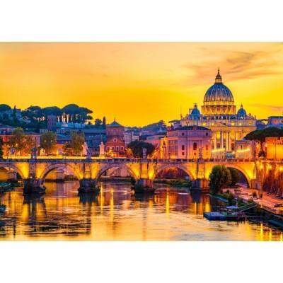 Bluebird-Puzzle - 1000 pieces - St. Peter's Basilica, Vatican City