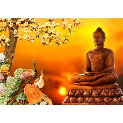 Bluebird-Puzzle - 1500 pieces - Buddha