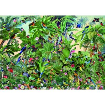 Bluebird-Puzzle - 1500 pièces - Birds