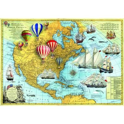Bluebird-Puzzle - 1500 pièces - North America