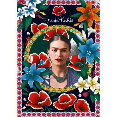 Bluebird-Puzzle - 2000 pièces - Frida Kahlo